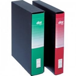 Registratori Dox 2 - dorso 8 - Protocollo - rosso