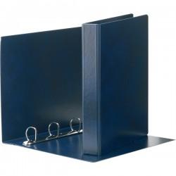 Raccoglitori Prestige Esselte - 30 mm - 24.5x30 cm - blu