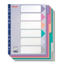 Intercalari PPL Multicolor translucent Esselte - 6