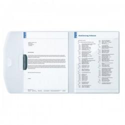 Cartella a tre lembi Duraswing Project Durable - A4 PPL - trasparente