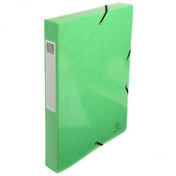 Scatole archivio box Iderama Exacompta - verde anice