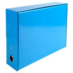 Scatole portaprogetti Iderama Exacompta - azzurro