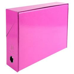 Scatole portaprogetti Iderama Exacompta - rosa