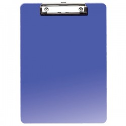 Portablocchi in plastica 5 Star - blu
