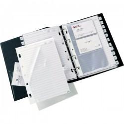 Buste di ricambio per Rubriche telefoniche Telex Combi 2000 Sei Rota - 10 buste (conf.10)