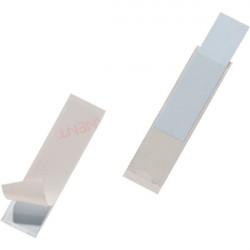 Portaetichette adesivi Durable - 2x7,5 cm (conf.10)