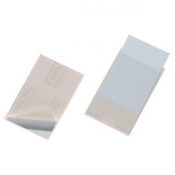Portaetichette adesivi Durable - 5,7x9 cm (conf.10)