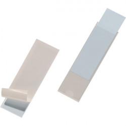 Portaetichette adesivi Durable - 3x10 cm (conf.10)