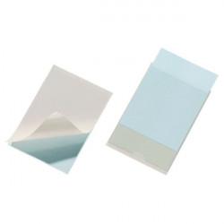 Portaetichette adesivi Durable - 7,4x10,5 cm (conf.10)