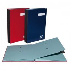 Libro firma PVC 5 Star - rosso