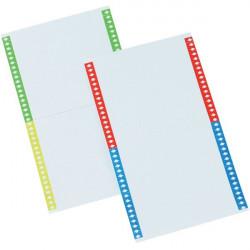 Cartoncini per cartelle sospese Bertesi - per armadio (conf.10)