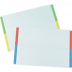 Cartoncini per cartelle sospese Bertesi - per cassetto (conf.10)