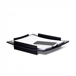 Vaschetta portacorrispondenza Black Diamond CEP - nero - 27,5x33,6x6 cm