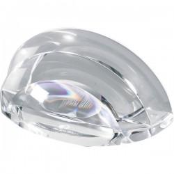 Spartilettere Nimbus Rexel - cristallo