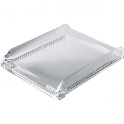 Portacarte Nimbus Rexel - cristallo