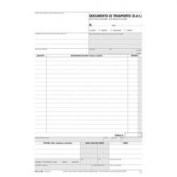Snap documento di trasporto Semper Multiservice - Carta chimica 3 parti - 210x310mm (conf.50 fogli)