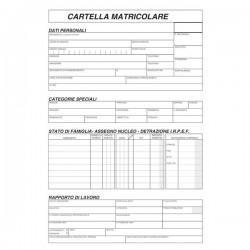 Cartella matricolare Semper Multiservice - 170x240 mm (conf.100)