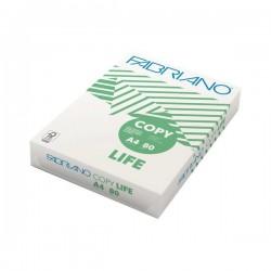 Copy Life Fabriano - A4 - 80 g/mq - 104 µm (conf.5)