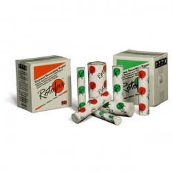 Rotolo fax G3 - carta termica Rotomar - 21,0 cm - 30 m - 12 mm - 50 mm