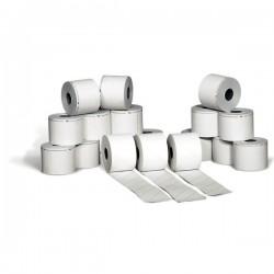Carta adesiva in rotoli per bilancia Rotomar - 5,7cm - 38m - 25mm - 85mm (conf.24)