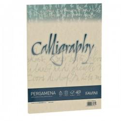 Calligraphy Pergamena Liscio Favini - crema - fogli - A4 - 190 g (conf.50)