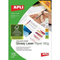 Carta digitale laser Decadry - A4 - 160 g (conf.100)