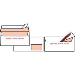 Buste apertura facilitata sicura 5 Star - strip - 90 g - 11x23 cm (conf.500)