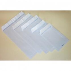 Buste a sacco con strip Pigna - bianco - 23x33 cm - 80 g/mq - strip (conf.20)