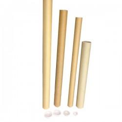 Tubi per la spedizione 5 Star - f.to int. 5x45 cm - f.to est. 5,3x45 cm (conf.10)