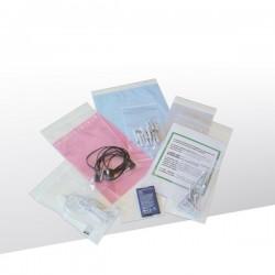 Buste Grip PLT trasparenti 50 micron WillChip - neutra - 16x22 cm (conf.1000)