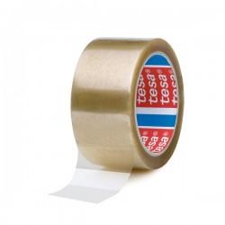 conf. 6 Nastro PP solvente trasparente Tesa 04089-00002-06