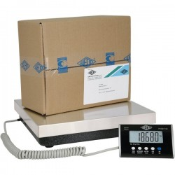 Bilancia Paket 50 Wedo - 30,5x31x6 cm - portata 50 kg - scala 20 g