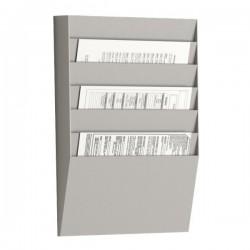 Modulo Smistamento Corrispondenza Paperflow - Orizzontale - 31,1x7,9x50,2 cm - 6 - A4H1x6.02