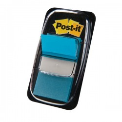 Post-it® Index 680 - blu vivace