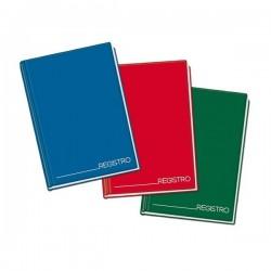 Registro cartonato Blasetti - A4 - 1R - 48 ff