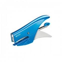 Cucitrice a pinza 5547 Leitz - azzurro metallizzato