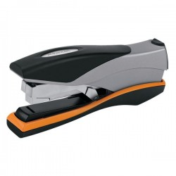 Cucitrice da tavolo Optima 40 M Rexel - nero/arancio/argento