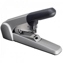 Cucitrice a punto piatto 5552 Leitz - grigio metallizzato