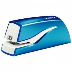 Cucitrice elettrica WOW Leitz - azzurro