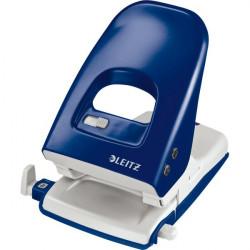 Perforatore Leitz 5138 per alti spessori - blu pastello