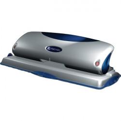 Perforatore Premium P425 a 4 fori Rexel - argento/blu