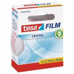 Nastro trasparente tesafilm® Crystal Tesa - 19 mm x 33 m