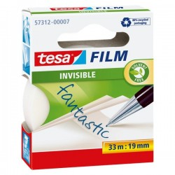 Nastro invisibile tesafilm® Tesa - 19 mm x 33 m