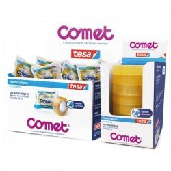 Comet Cellophane - Confezione a caramella - 19 mm x 33 m - 64160-00024
