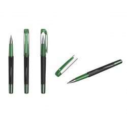 Penna a sfera gel 0.7mm verde 5 Star 961021