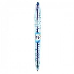 Penna gel BEGREEN B2P - blu - 0,7 mm