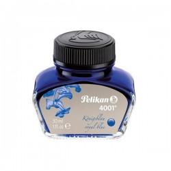Inchiostro stilografico 4001 Pelikan - blu royal - 30 ml