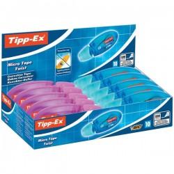 Confezione 10 correttori a nastro Micro-tape 870615