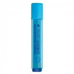 Evidenziatore Tratto Video - azzurro - 1- 5 mm (conf.12)