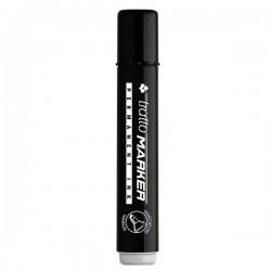 Marcatore Tratto Marker - tonda - nero - 1- 5 mm (conf.12)